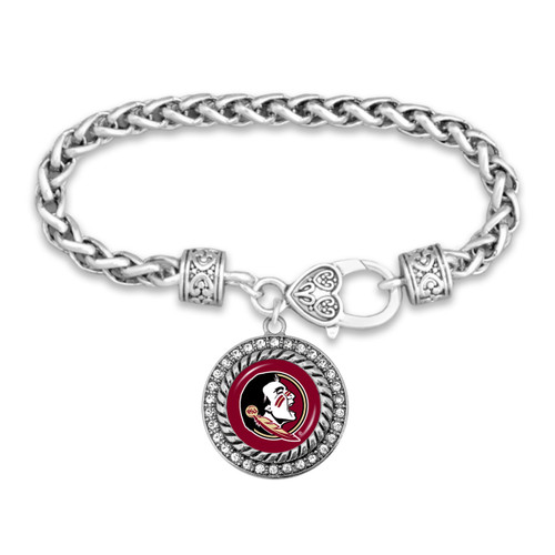 Florida State Seminoles Allie Bracelet