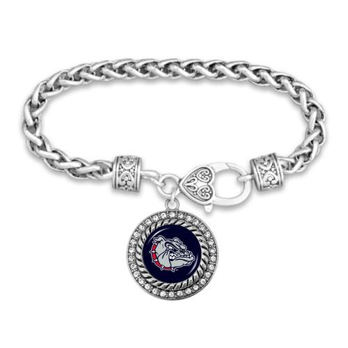 Gonzaga Bulldogs Allie Bracelet