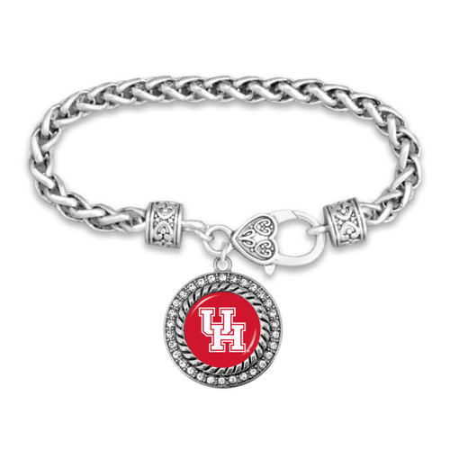 Houston Cougars Allie Bracelet
