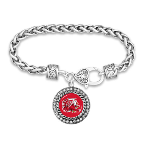 Jacksonville State Gamecocks Allie Bracelet