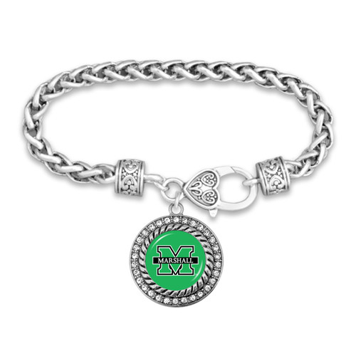 Marshall Thundering Herd Allie Bracelet