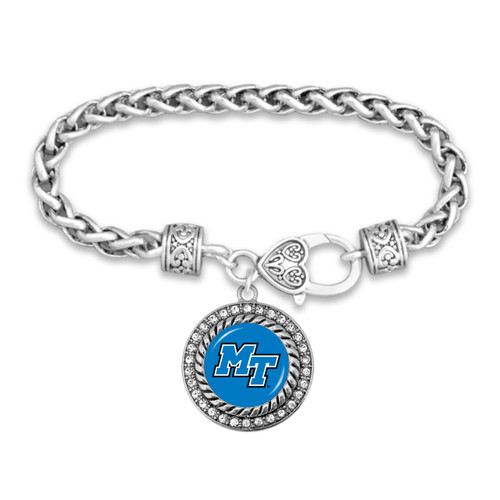 Middle Tennessee State Raiders Allie Bracelet