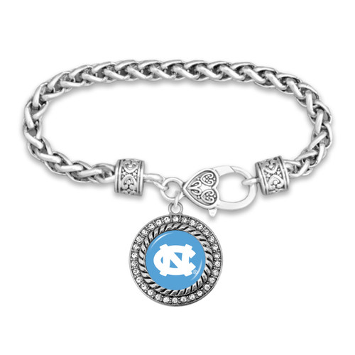 North Carolina Tar Heels Allie Bracelet