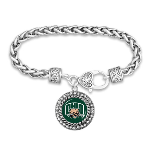 Ohio  Bobcats Allie Bracelet