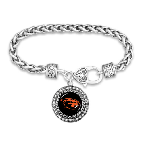 Oregon State Beavers Allie Bracelet
