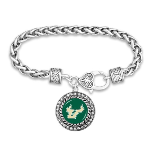 South Florida Bulls Allie Bracelet