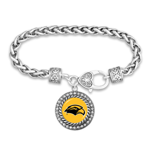 Southern Mississippi Golden Eagles Allie Bracelet