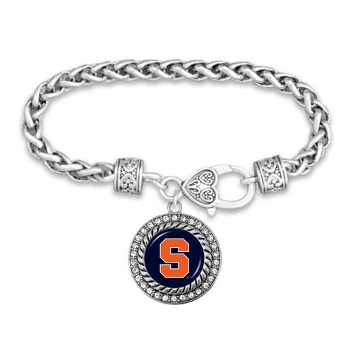 Syracuse Orange- Otto Allie Bracelet
