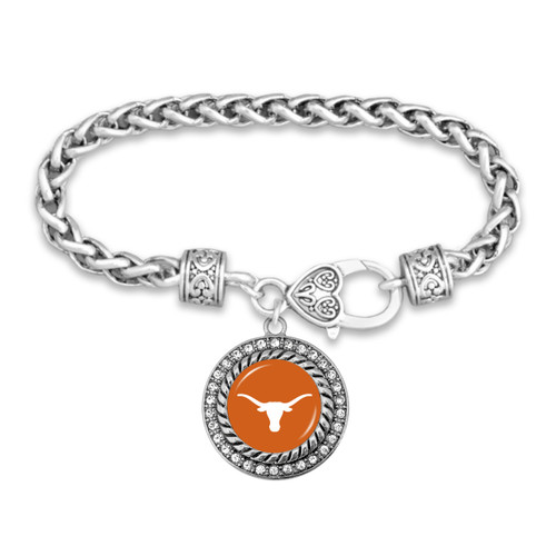 Texas Longhorns Allie Bracelet
