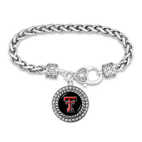Texas Tech Raiders Allie Bracelet