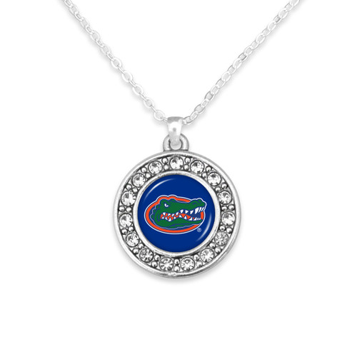 Florida Gators Abby Girl Necklace