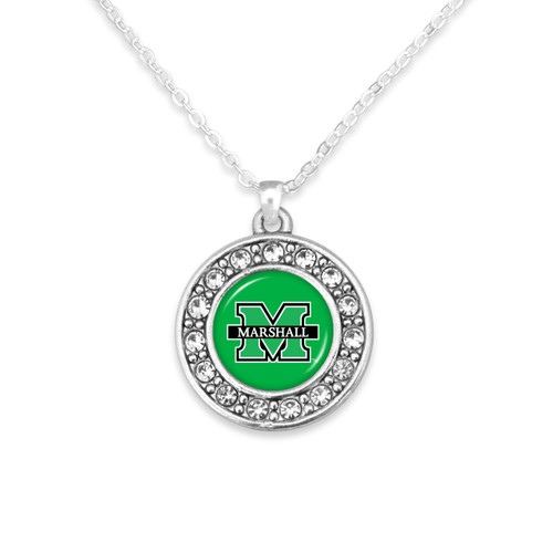 Marshall Thundering Herd Abby Girl Necklace