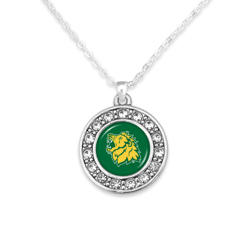 Missouri Southern State Lions Abby Girl Necklace