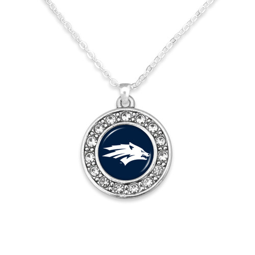 Nevada Wolf Pack Abby Girl Necklace