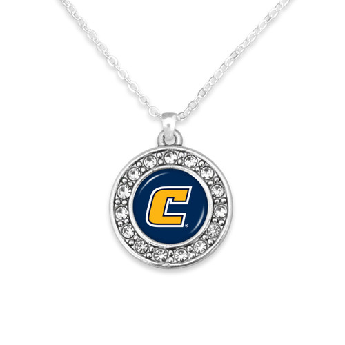 Chattanooga (Tennessee) Mocs Abby Girl Necklace