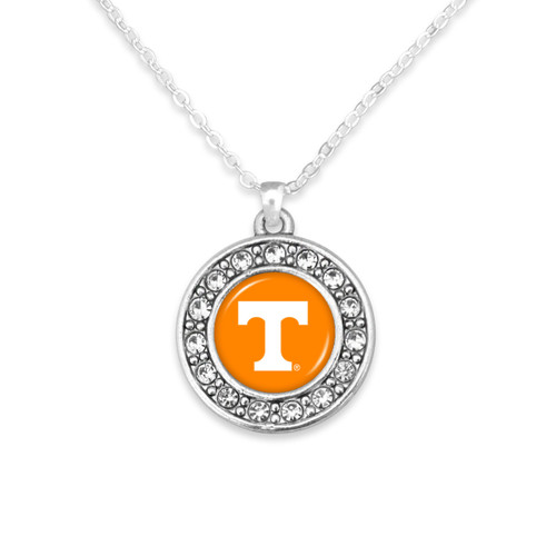 Tennessee Volunteers Abby Girl Necklace