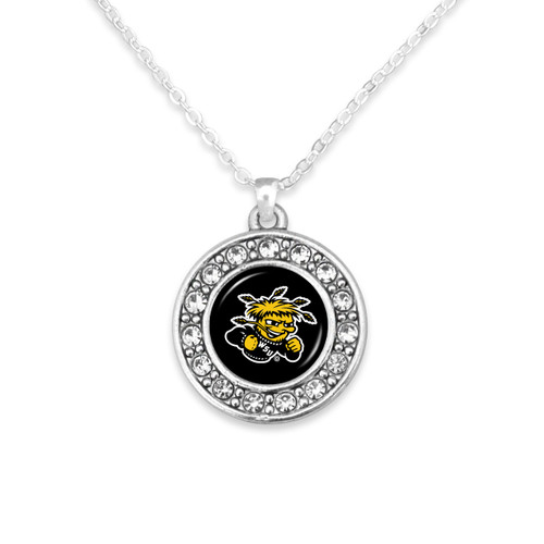 Wichita State Shockers Abby Girl Necklace