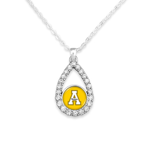Appalachian State Mountaineers Haleys Necklace