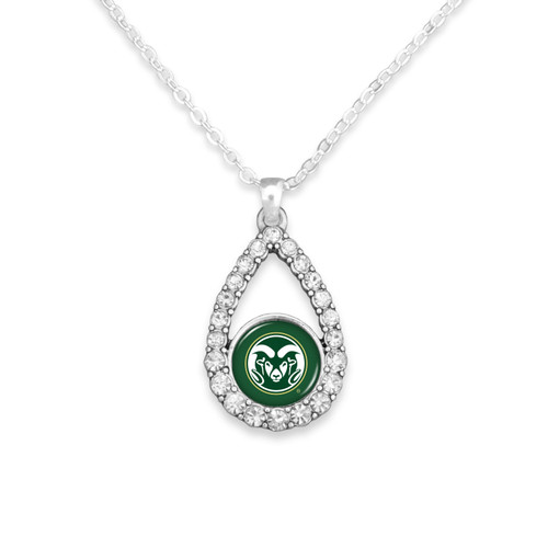 Colorado State Rams Haleys Necklace