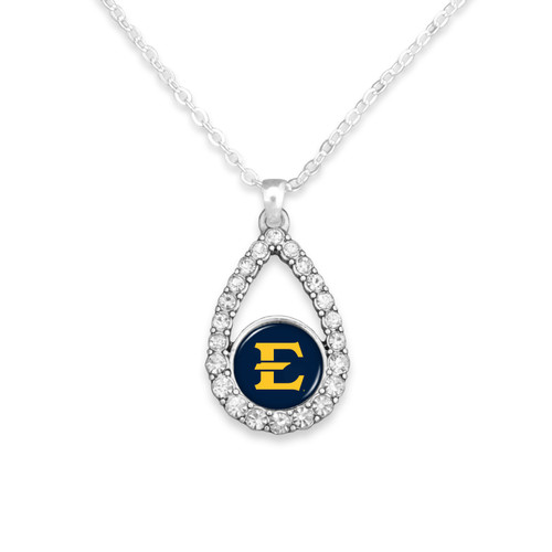 East Tennessee State Buccaneers Haleys Necklace
