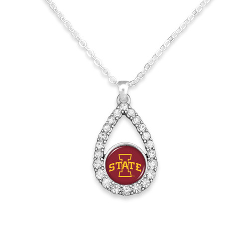 Iowa State Cyclones Haleys Necklace