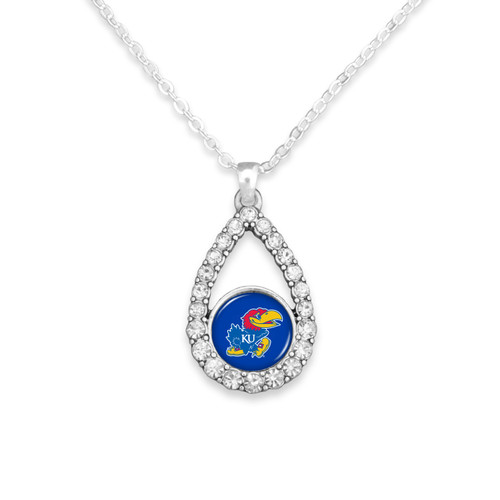 Kansas Jayhawks Haleys Necklace