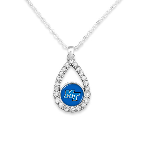 Middle Tennessee State Raiders Haleys Necklace