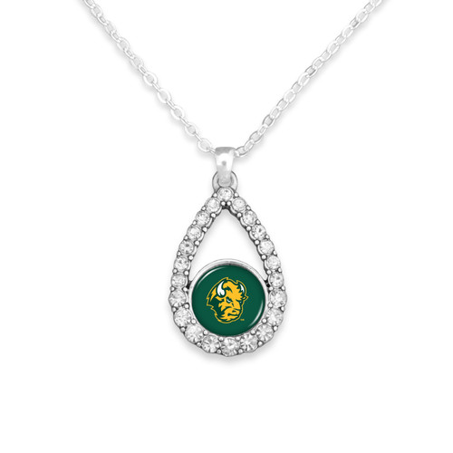 North Dakota State Bison Haleys Necklace