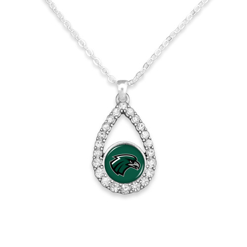 Northeastern State Riverhawks Haleys Necklace