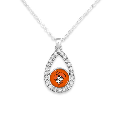 Oklahoma State Cowboys Haleys Necklace