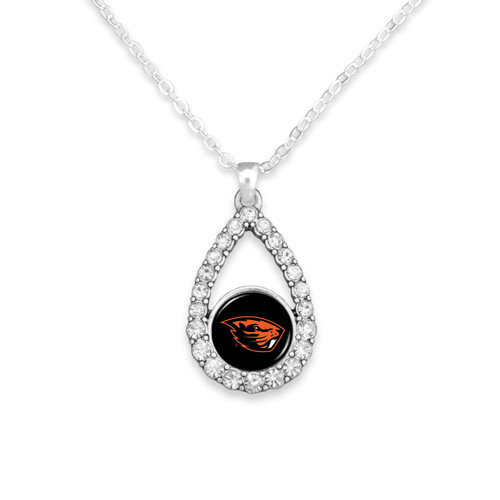 Oregon State Beavers Haleys Necklace