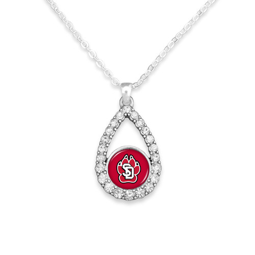 South Dakota Coyotes Haleys Necklace