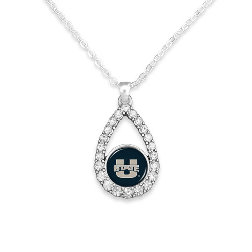 Utah State Aggies Haleys Necklace