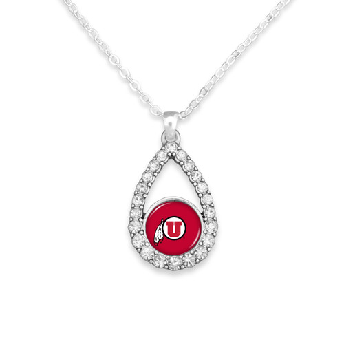 Utah Utes Haleys Necklace