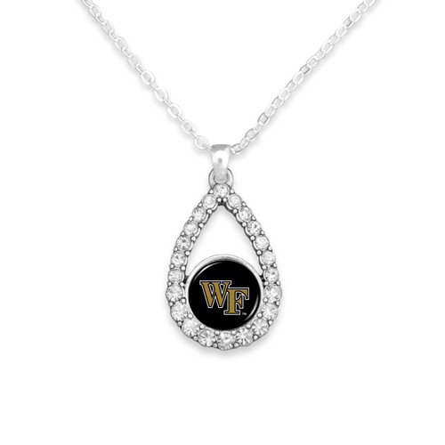 Wake Forest Demon Deacons Haleys Necklace