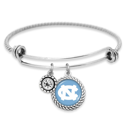 North Carolina Tar Heels Bracelet- Olivia