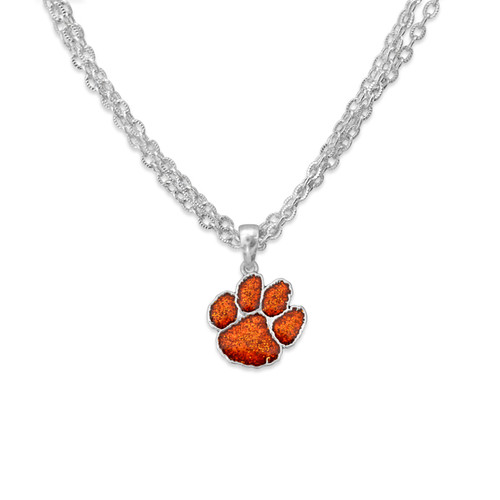 Game Day Glitter Necklace SKU 43346