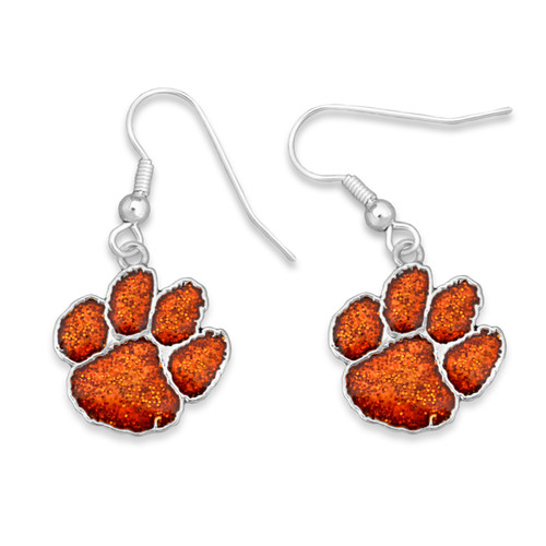 Game Day Glitter Earrings SKU43345