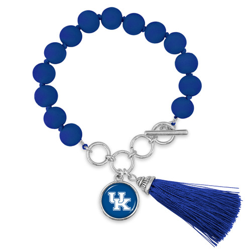 Kentucky Wildcats Bracelet- No Strings Attached