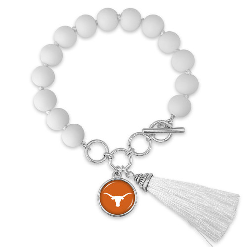 Texas Longhorns Bracelet- No Strings Attached