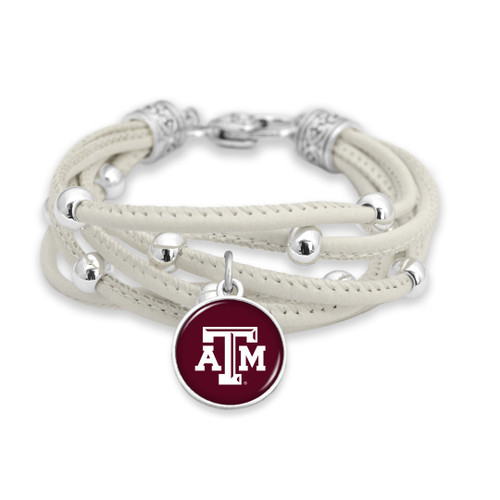 Texas A&M Aggies Bracelet- Lindy