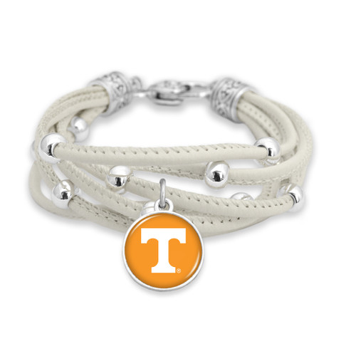 Tennessee Volunteers Bracelet- Lindy