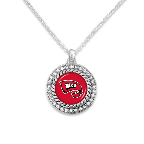 Western Kentucky Hilltoppers  Necklace- Allie