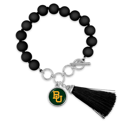 Baylor Bears Bracelet- No Strings Attached