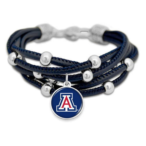 Arizona Wildcats Bracelet- Lindy