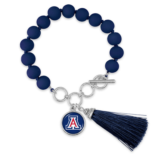 Arizona Wildcats Bracelet- No Strings Attached