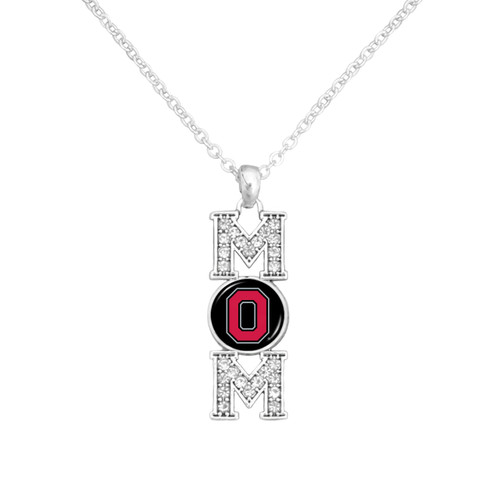 MOM College Necklace