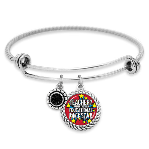 Teach Love Inspire Bracelet Collection (36 pieces + FREE Display)