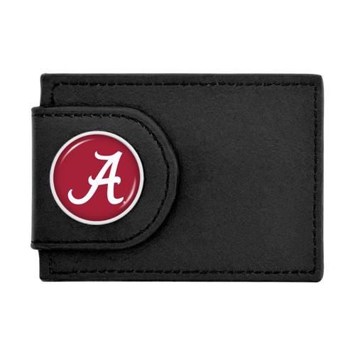 Alabama Crimson Tide Wallet Money Clip