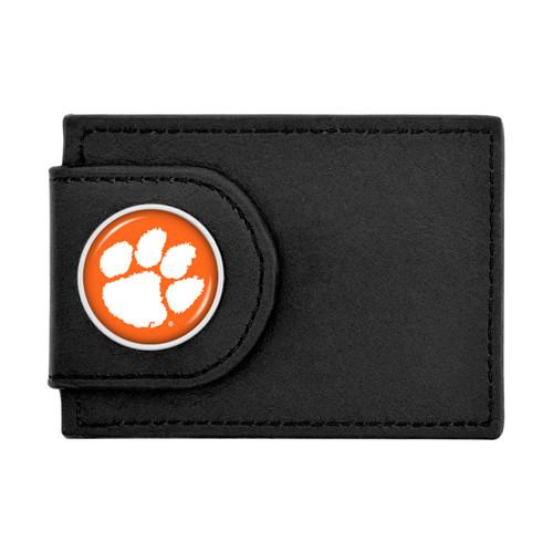 Clemson Tigers Wallet Money Clip